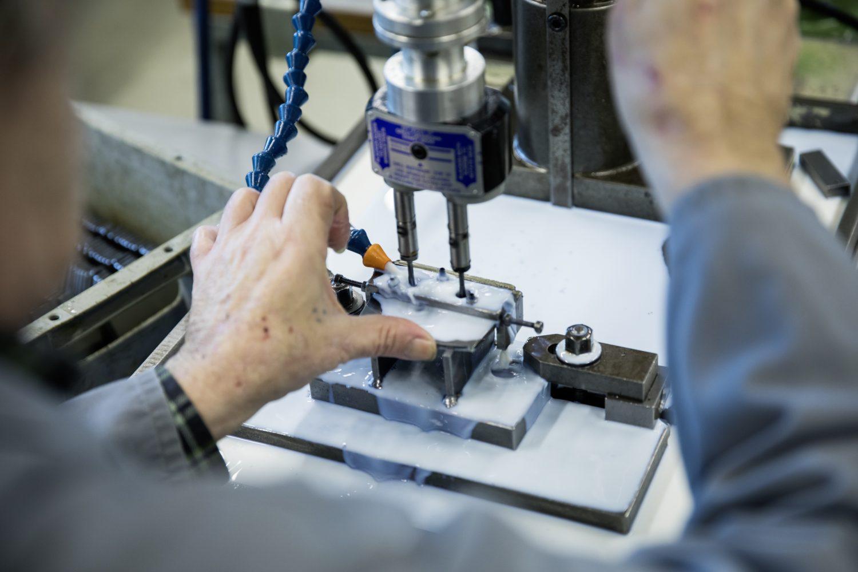 Metallbearbeitung im RAZ