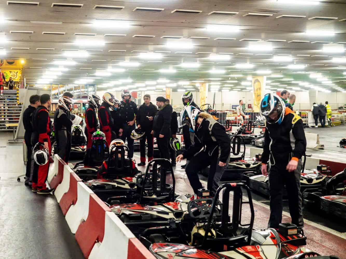 Teamevent des RAZ – RAZ Grand Prix 2020