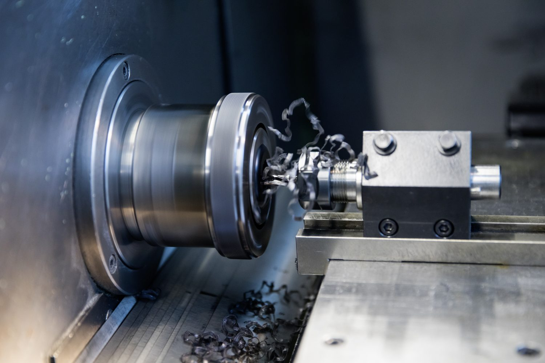 Metallbearbeitung – CNC-Fräse