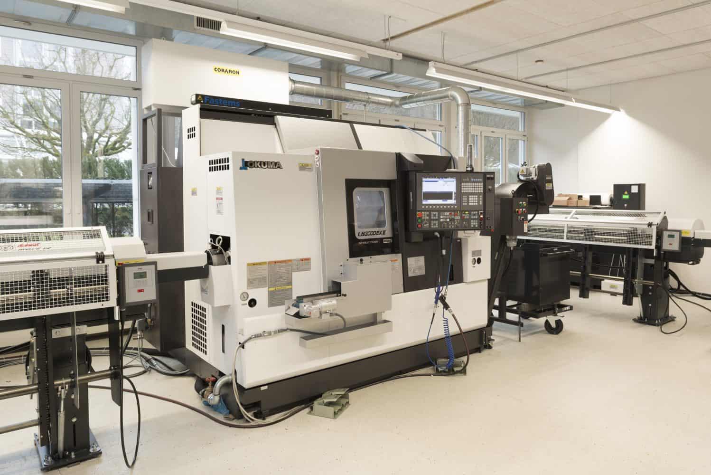 Metallbearbeitung – moderne Maschinen